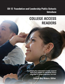 College Access Reader cover image