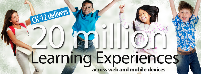 20 Million Learning Experiences Delivered